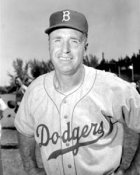 Walt Alston L.A. Dodgers 8X10 Photo