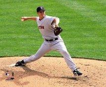 John Papelbon LIMITED STOCK Red Sox 8x10 Photo