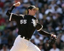 Brandon McCarthy Chicago White Sox 8X10 Photo