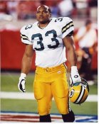 William Henderson Green Bay Packers 8X10 Photo