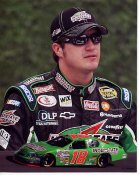 JJ Yeley 2006 Composite 8X10 Photo