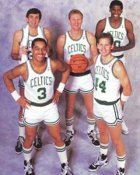 Larry Bird Kevin McHale  Parish Boston Celtics 8X10 Photo LIMITED STOCK