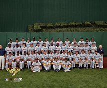All-Star 2006 LIMITED STOCK American League Team Photos 8X10 Photo