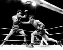 Jake LaMotta BW Boxing 8x10 Photo