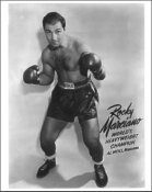 Rocky Marciano BW Boxing 8x10 Photo