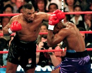 Mike Tyson Boxing 8x10 Photo