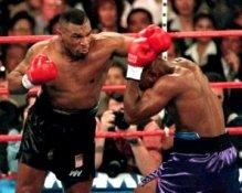 Mike Tyson Boxing 8x10 Photo
