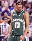 Maurice Ager Michigan State (Mavericks Draft Pick) 8X10 Photo LIMITED STOCK