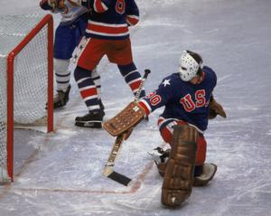 Jim Craig NHL Olympic 8x10 Photo