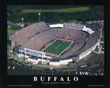 A1 Ralph Wilson Stadium Buffalo Bills Aerial 8x10 Photo