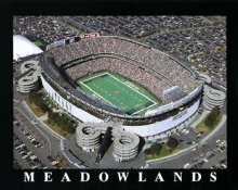 A1 Meadowlands Jets Stadium Aerial New York Jets 8x10 Photo