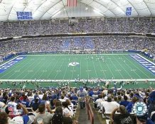 N2 RCA Dome Indianapolis Colts 8X10 Photo