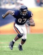 Justin Gage Chicago Bears 8X10 Photo