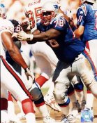 Bruce Armstrong New England Patriots LIMITED STOCK 8X10 Photo