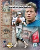 Troy Aikman HOF 2006 Limited Edition 8X10 Photo