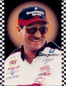 Dale Earnhardt Close Up 8X10 Photo