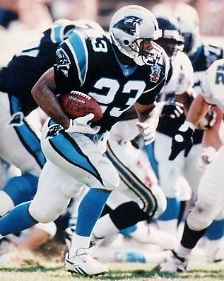 Randy Baldwin Carolina Panthers 8X10 Photo