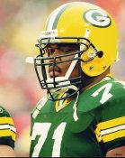 Kevin Barry Green Bay Packers 8X10 Photo