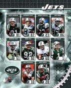 NY 2006 Jets Team Composite 8X10 Photo