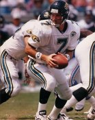 Steve Beuerlein Jacksonville Jaguars 8X10 Photo