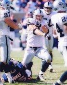 Tyler Brayton Oakland Raiders 8X10 Photo