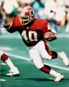 Reggie Brooks Washington Redskins 8x10 Photo