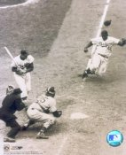 Jackie Robinson Brooklyn Dodgers SATIN 8X10 Photo LIMITED STOCK