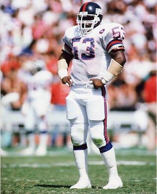 Harry Carson New York Giants 8X10 Photo