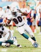 Rob Burnett Miami Dolphins 8X10 Photo