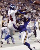Tim Carter New York Giants 8X10 Photo