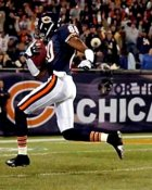 Bernard Berrian Chicago Bears 8X10 Photo