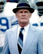 Tom Landry Coach Cowboys 8X10 Photo