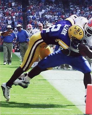 Ryan Clark LSU (Steelers Draft Pick) 8x10 Photo