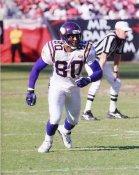 Cris Carter - Chris Carter Minnesota Vikings 8X10 Photo