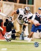 Ernie Crowell St. Louis Rams 8X10 Photo