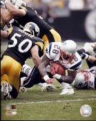 Corey Dillon New England Patriots 8X10 Photo