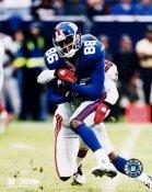 Ron Dixon New York Giants 8X10 Photo