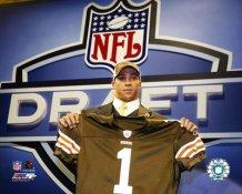 Kellen Winslow Draft Day Cleveland Browns 8X10 Photo