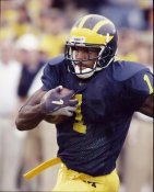 Braylon Edwards Michigan Wolverines 8X10 Photo