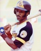 Ozzie Smith San Diego Padres Slight Corner Crease SUPER SALE 8X10 Photo
