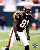 Ron Dugans Cincinnati Bengals 8X10 Photo