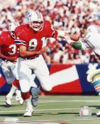 Russ Francis LIMITED STOCK New England Patriots 8X10 Photo