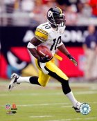 Santonio Holmes LIMITED STOCK Pittsburgh Steelers 8x10 Photo