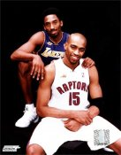 Kobe Bryant Vince Carter 2000 AS 8X10 Photo LIMITED STOCK