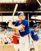 Ray Knight LIMITED STOCK New York Mets 8X10 Photo