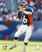 Jake Plummer LIMITED STOCK Denver Broncos 8X10 Photo