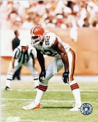 Ricky Dudley Cleveland Browns 8X10 Photo