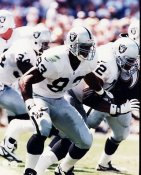 Ricky Dudley Oakland Raiders 8X10 Photo