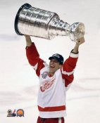 Chris Chelios 2002 Stanley Cup8x10 Photo