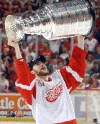 Boyd Devereau 2002 Stanley Cup 8x10 Photo